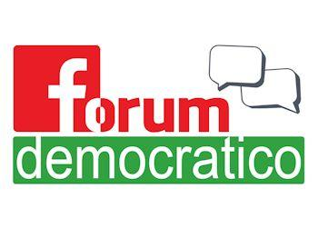 logo forum democratico 350